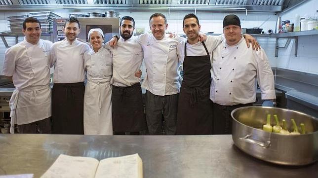 Así son los 19 restaurantes que han ganado su primera estrella Michelin
