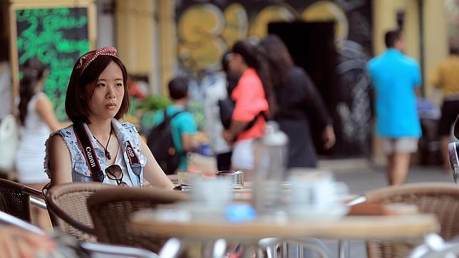 50.710 turistas chinos visitaron España de enero a marzo de 2014