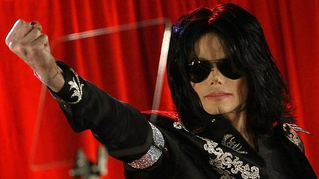 Michael Jackson en 2009, en una de sus últimas apariciones públicas
