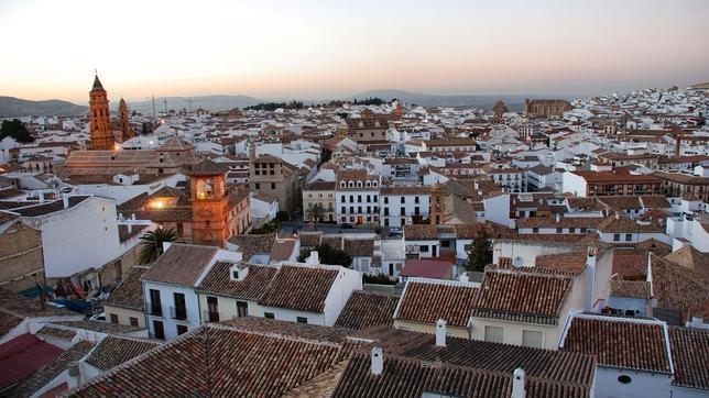 Panorámica de Antequera, foto de ABC