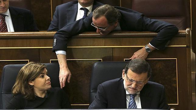 Del círculo cercano de Soraya Sáenz de Santamaría y Mariano Rajoy, Alfonso Alonso escala de diputado a ministro