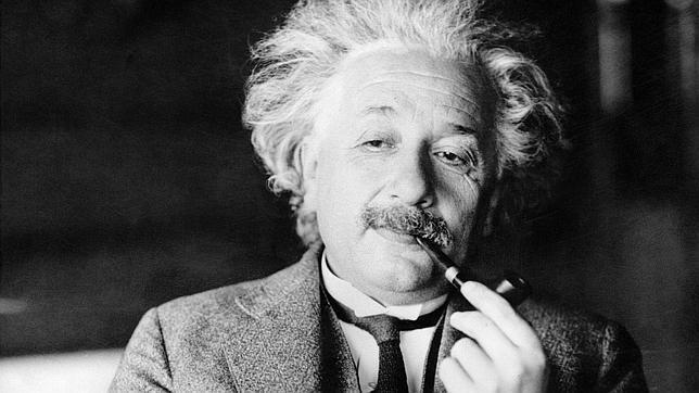 El físico Albert Einstein