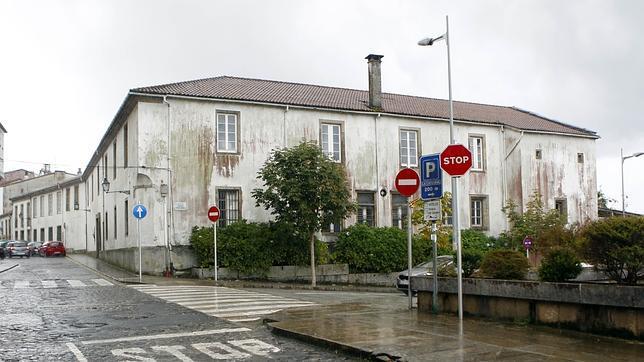 El viejo asilo de Carretas, en Santiago, será un centro de acogida de peregrinos