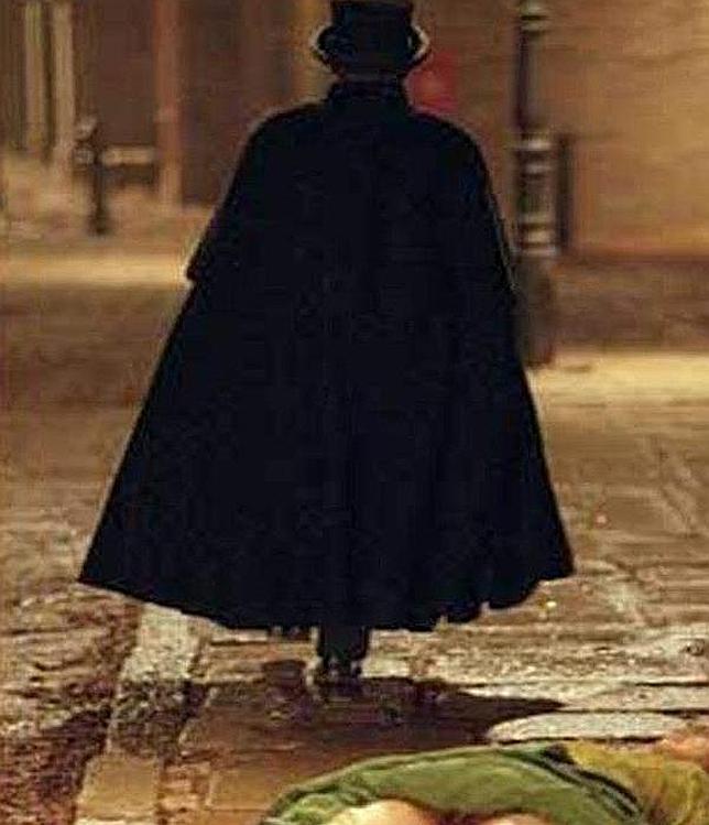Jack el Destripador acabó con la vida de, al menos, cinco prostitutas en Whitechapel