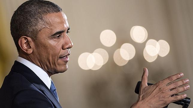 Obama comparece ante los medios