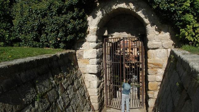 La Puerta de la Traición por la que Bellido Dolfos entró en Zamora tras asesinar al rey Sancho II