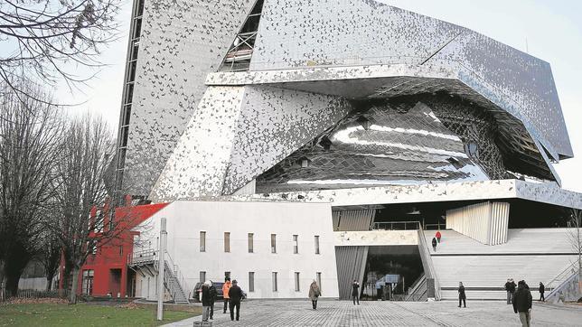 La Philharmonie de París, obra de Jean Nouvel