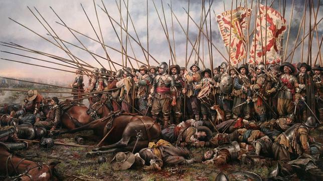 La batalla de Rocroy, una de las últimas victorias de los Tercios españoles