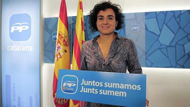 Dolors Montserrat, vicesecretaria de Organización y Acción Social del PP catalán