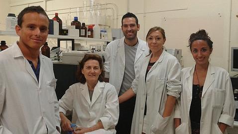 El equipo de investigadores