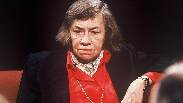Patricia Highsmith, autora de «Suspense»