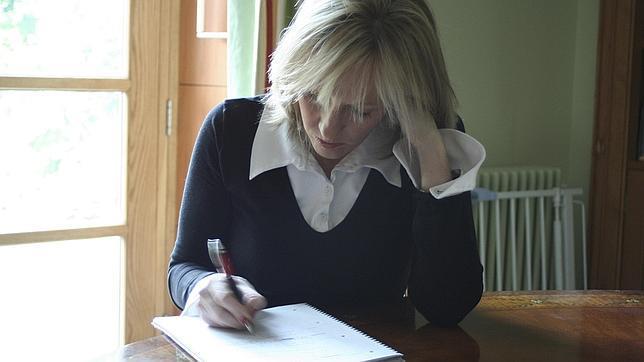 J. K. Rowling, escribiendo