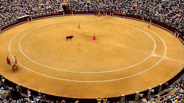 Monumental de las Ventas, con más de 23.000 espectadores