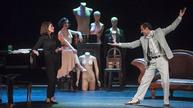 Kathie y el hipopótamo» de Mario Vargas Llosa llega al Teatro de Rojas