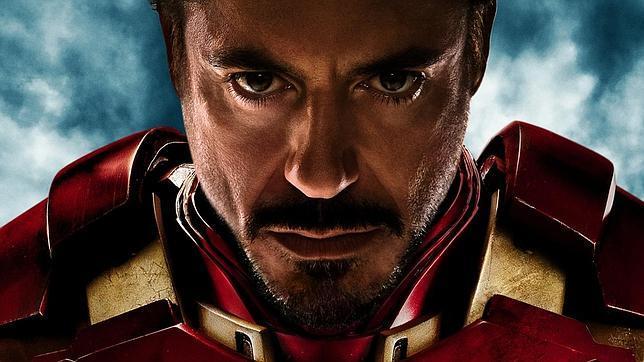 En su papel de «Iron Man»