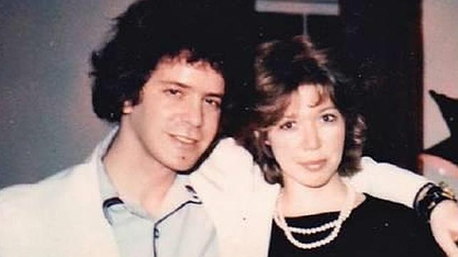 Lou Reed y Bettye Kronstad