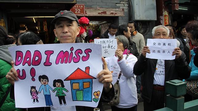 Familiares de los desaparecidos piden que se investigue qué ocurrió