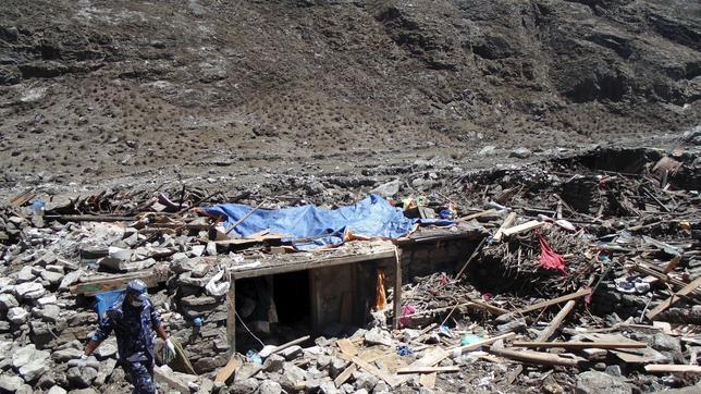 Langtang, una de las zonas más afectadas por el terremoto