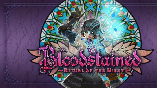 El logo del nuevo juego inspirado en Castlevania