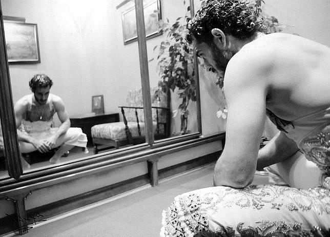 Iván Fandiño, solo ante el espejo