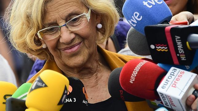 Manuela Carmena está en disposición de convertirse en próxima alcaldesa de Madrid, con el apoyo del PSOE