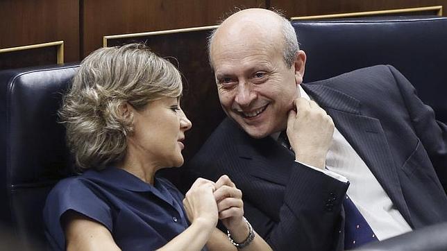 El ministro de Cultura, José Ignacio Wert