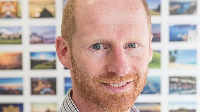 Alex Saint, CEO y socio fundador de «Secret Escapes»