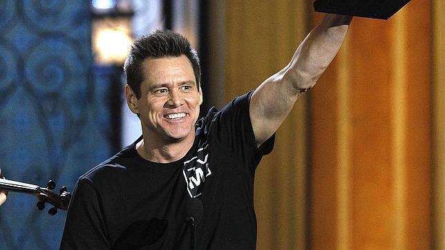 El actor en los premios Spike TV de 2011