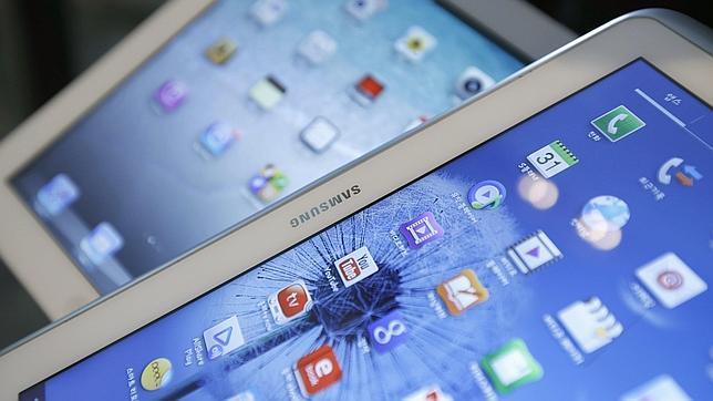 Dos modelos de tabletas existentes en el mercado