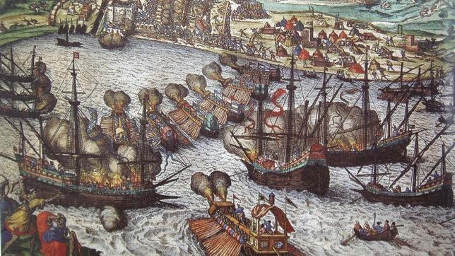 El sitio de La Goleta fue la principal victoria de Doria contra el pirata
