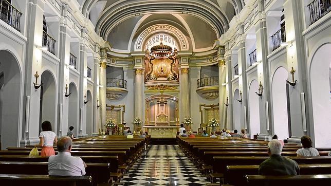 Parroquia de Nuestra Señora de Atocha