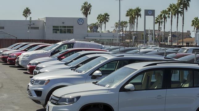 Planta de Volkswagen en California