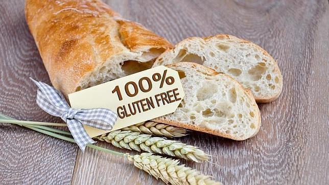 El pan contiene  gluten