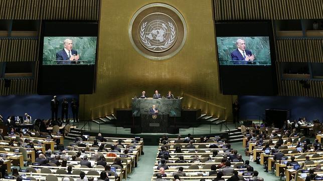 La Asamblea General de la ONU, en su 70 aniversario, la semana pasada en Nueva York