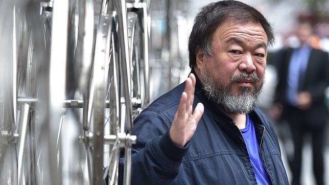 Ai Weiwei arremete contra las «mentiras» del Gobierno chino en Reino Unido