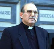 Casimiro López Llorente, hasta ayer vicario general de Osma-Soria. Efe