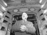 Josep Caminal, director del Gran Teatro del Liceo. ABC