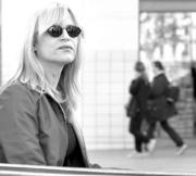 Antonia San Juan vuelve al mundo del teatro con el monólogo «Otras mujeres» que representa en el Alfil. ABC