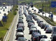 Los desplazamientos han aumentado un 5 por ciento esta Semana Santa por el buen tiempo. Efe