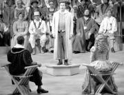 En la imagen, Robert Dean Smith encarna a Walter von Stolzing en «Los maestros cantores de Nuremberg»