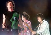 ÁNGEL DE ANTONIOLos Stones, durante su concierto en Madrid
