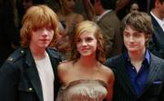 Los protagonistas de la saga «Harry Potter» en Nueva York