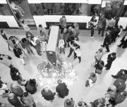 La estación de Atocha vivió el pasado 11 de marzo el varapalo terrorista. JAIME GARCÍA