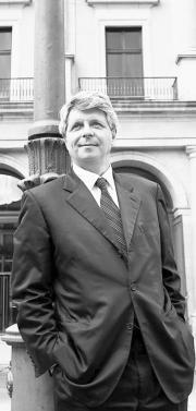 Stéphane Lissner, en una reciente visita a Madrid