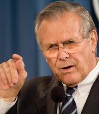 El secretario de Defensa de EEUU, Donald Rumsfeld. /REUTERS