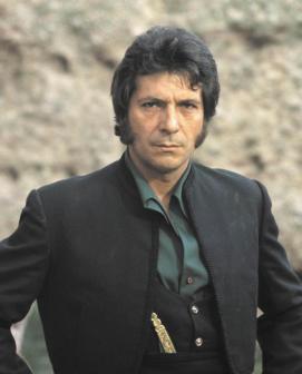 Curro Jiménez, elegido icono número uno de la televisión en España