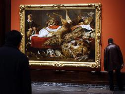 Imagen de archivo del Museo de Bellas Artes de Bilbao. / Archivo