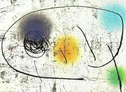 Miró, piedras y estrellas