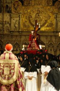La Pasión y la Muerte de Jesús se vive hoy por las calles de Toledo