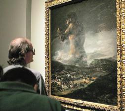 Colosal suspense sobre el Prado en el mundo